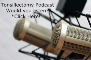 tonsillectomy podcast